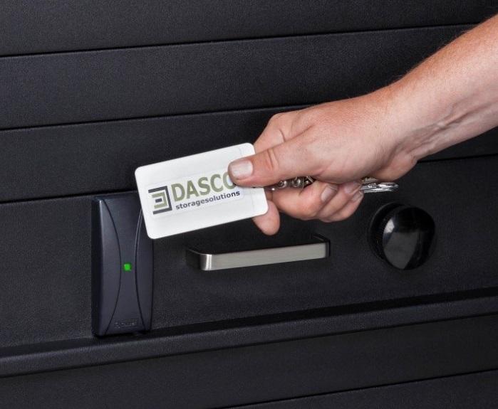 Proximity card or key reader