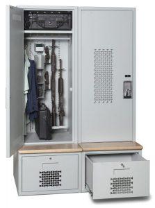 Tactical Equipment Locker